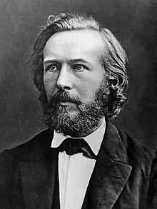 Ernst Heinrich Philipp August Hæckel (1834-1919), biologiste et philosophe allemand, introducteur du terme « écologie ».