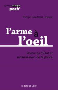 De Pierre Douillard-Lefevre Le Bord de l'eau, 2016, 8 euros.