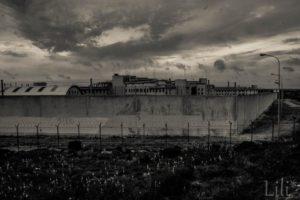 La prison de Villeneuve-lès-Maguelone, près de Montpellier.
