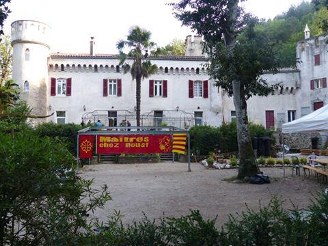 Château d'Isis, résidence familiale des Roudier