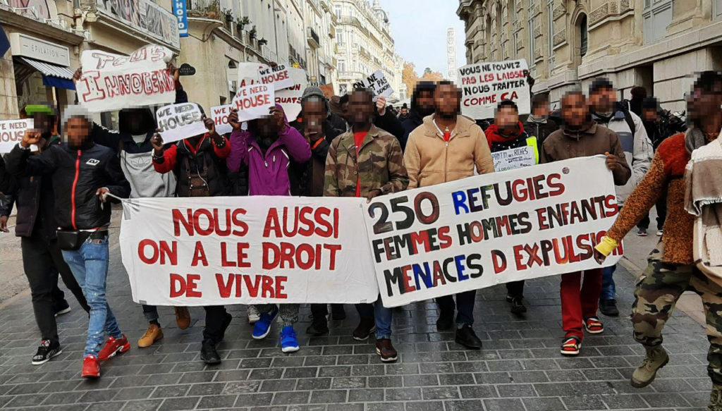 10 000 manifestants à Montpellier pour le retrait du projet de loi sur les retraites